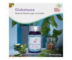 Diabetease : Natural Blood Sugar Controller