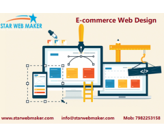 E-Commerce Web Portal in Noida - Star Web Maker Services Pvt Ltd