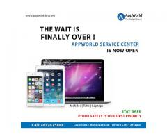 iPhone Service Repair Center Mehdipatnam @AppWorld