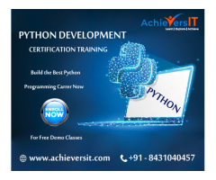 Computer Training Institute For Python Development