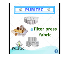 Filter cloth for filter press | Filter press fabric | Puritec