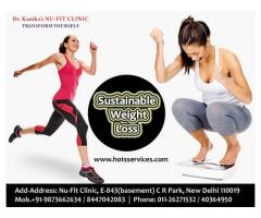 Top Weight loss centre for pcod,thyroid patients in Delhi