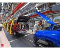 Automobile sectors Opening For Freshers to 29 yrs exp