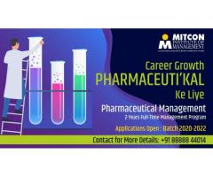 Enroll yourself with ever growing pharmacy industry
