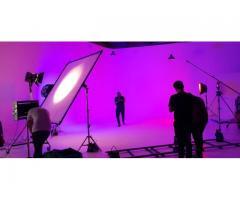 Infinity Cove Studio, Black Out Studio, Drive in Studio, Music Video Studio Hire London