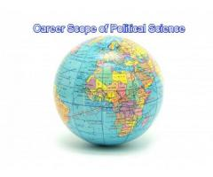 Career Scope of Political Science