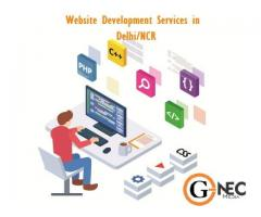 Connect with your business list with the best web development company in Delhi