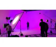 Photography and film studio hire services, London, UK