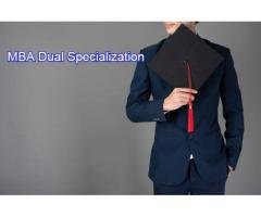 Importance of MBA Dual Specialization