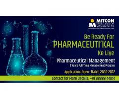 Don't Wait For The Best, Be the Best With MITCON Pharmaceutical Management