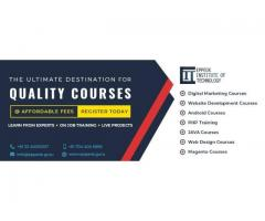 EIT professional training institutes with 100% Job Assistance