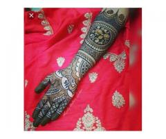 Mehndi Services At Home Bangalore - geetmehndiarts.com