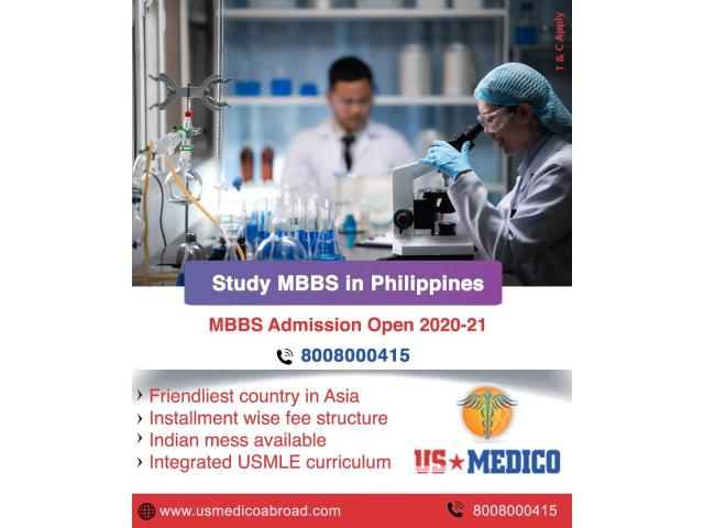 Top Medical University in Philippines for MBBS