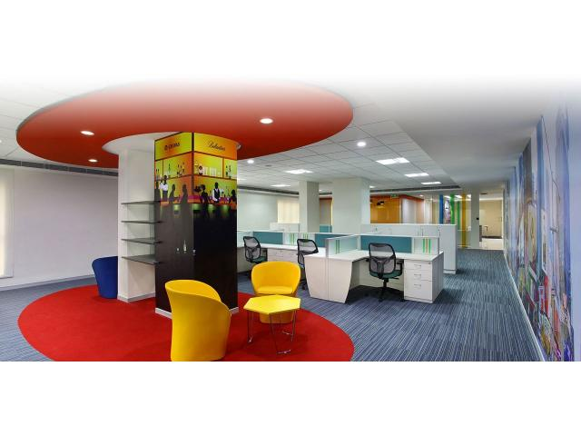 Commercial Interior Design Consultants Delhi