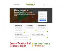 Create a responsive website and generate new customers for your business