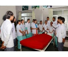 Admission in Nursing Course in Delhi for Average Students