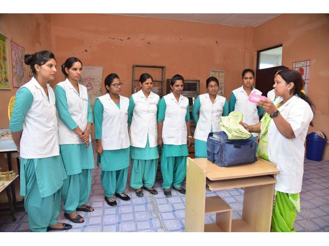 Wide Range of Nursing Course in Rohtak