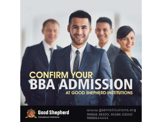 BBA Colleges in Bangalore | BBA Admission in Bangalore
