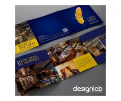 Your brochures design different apart from the crowd