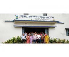 Shamshul Haque Memorial Teacher Training College in Dhanbad