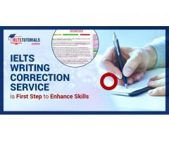 IELTS Writing Correction Enhances Writing Skills for Best Attempt