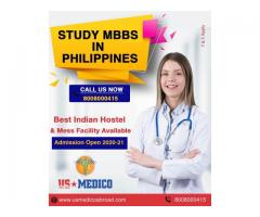 mbbs in philippines | MBBS Admission in Philippines