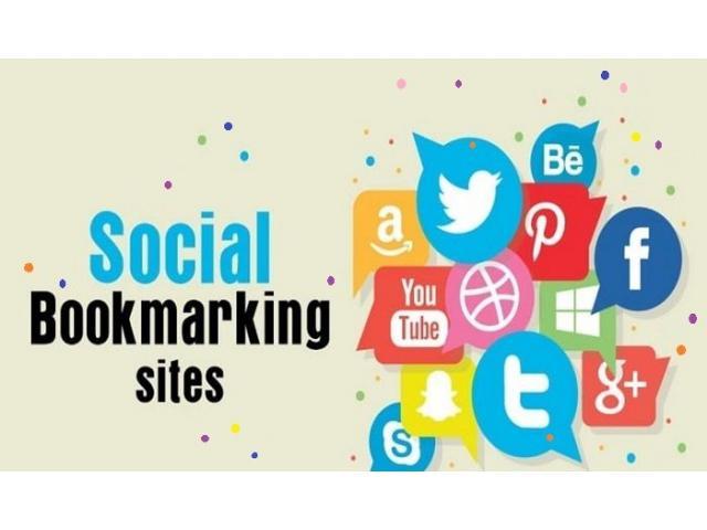 Free High PA Social Bookmarking Sites