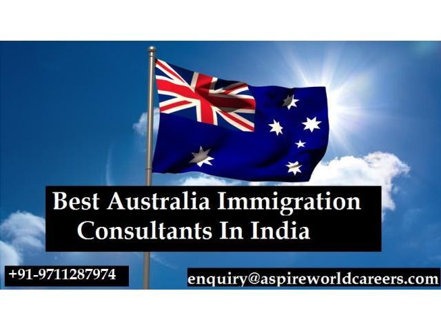 Best Australia Immigration Consultants In India
