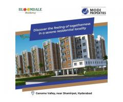 gated community villas in shamirpet - ModiProperties