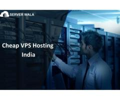 Buy the Cheap VPS Hosting in India with Affordable Prices