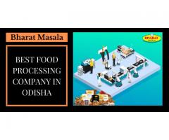 Best Food Processing Company in Odisha