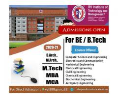 RV College of Engineering Management Quota Admission | Direct Admission