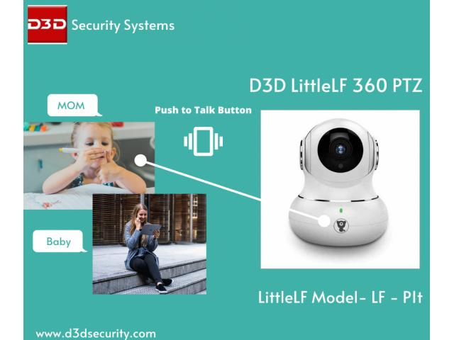 Best Wireless CCTV Security Camera Dealer in India - D3Dsecurity