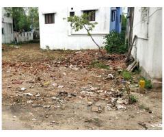 Plot for sale in Thiruverkadu Junction