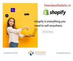 Shopify App Development Company USA - Shopify Store Experts