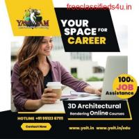 3D ARCHITECTURAL MODELLING ONLINE COURSE