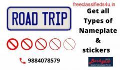 Nameplate Manufacturer Chennai - Bashyam Graphic