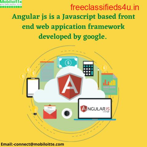 Angular web development company