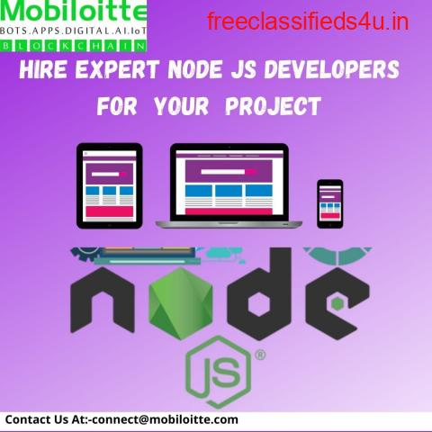Node js web development company