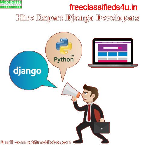 Django web development company