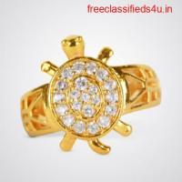 Buy Online Turtle Meru Ring at Best Price