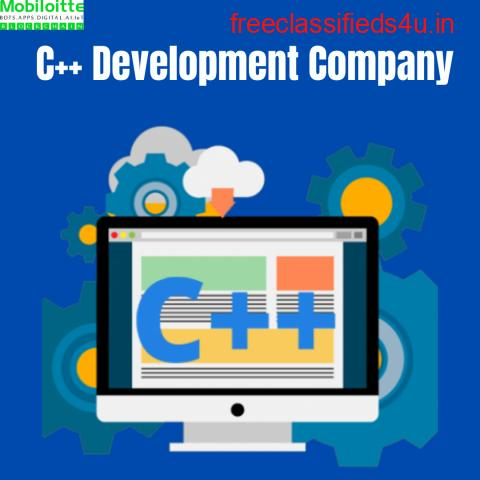 Web Development Services | C++ Development