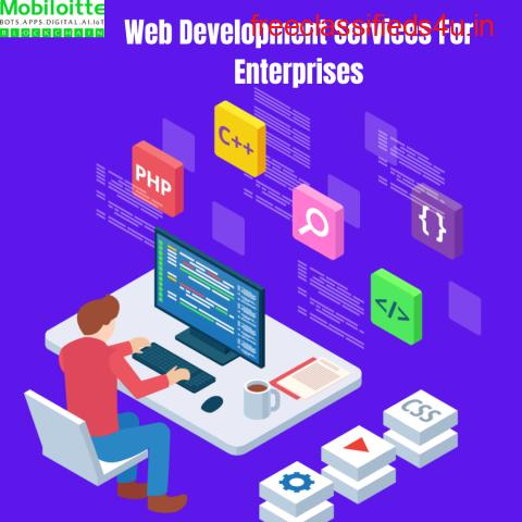 Enterprise web development company | Software development