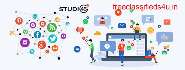 Begin your Social Media Marketing Strategy with Studio45