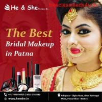 Best bridal makeup in Patna: Bridal beauty parlour Patna