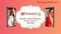 Brahmin Matrimony - Brahmin Matrimonials & Matchmaking Site for Brides & Grooms