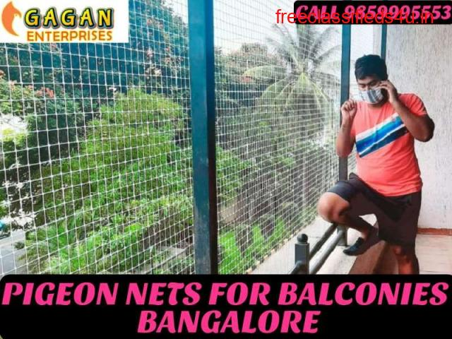 PIGEON NETS | PIGEON NETS FOR BALCONIES | CALL GAGAN 9859995553 NEARBY SERVICES