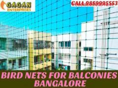 BIRD NETS | ANTI BIRD NETS FOR BALCONY | BIRD PROTECTION NETS IN BANGALORE