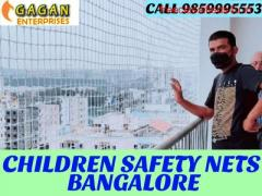 CHILDREN SAFETY NETS | CHILD NETS FOR BALCONIES NEARBY AROUND BANGALORE