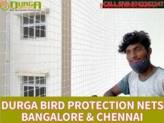 bird netting | anti bird nets | bird protection nets | call high quality nets bangalore